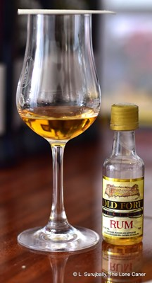 Old Fort Reserve Rum