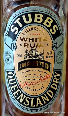 Stubb's Queensland White Rum